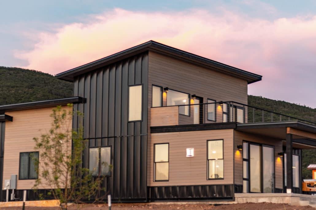 modern prefab homes for sale
